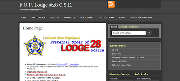 FOP Lodge #28